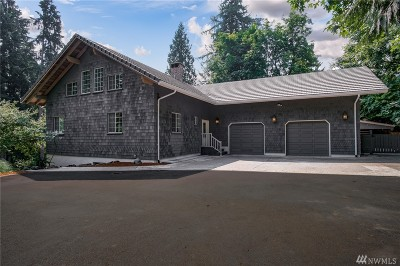 Single Family Home For Sale: 6809 SE Old Forest Lane