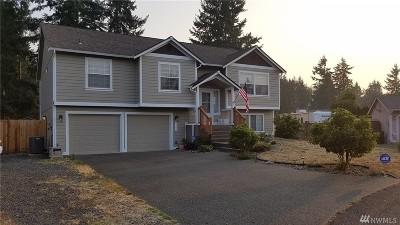 Spanaway Single Family Home For Sale: 23517 49th Av Ct E
