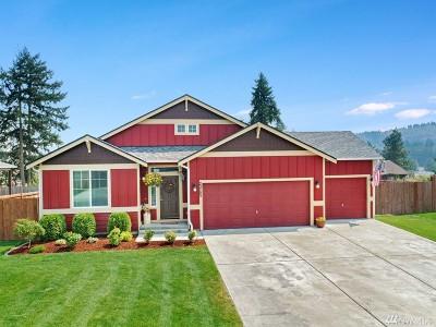 Graham Single Family Home For Sale: 23725 E 81st Av Ct