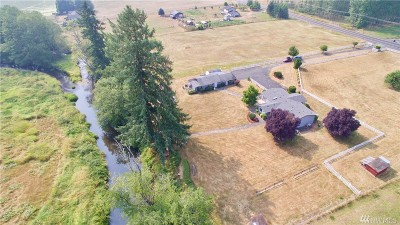 Chehalis Single Family Home For Sale: 634 North Fork Rd