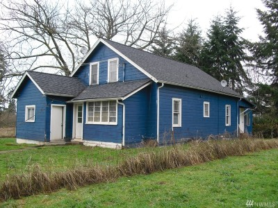 Winlock Single Family Home For Sale: 107 Knowles Rd