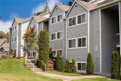 Kirkland Condo/Townhouse For Sale: 12618 NE 109th Ct NE #H104