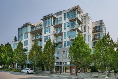 Bellevue Condo/Townhouse For Sale: 1188 106th Ave NE #521