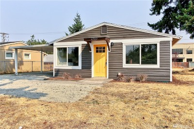 Lakewood Single Family Home For Sale: 4707 101st St SW