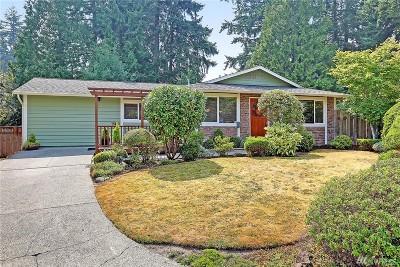 Kirkland Single Family Home Contingent: 13749 93rd Ave NE