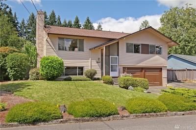 Bellevue Single Family Home For Sale: 1237 169 Ave NE