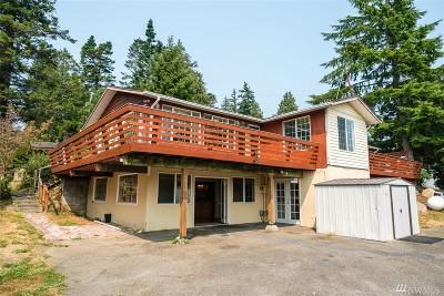Bellingham Single Family Home For Sale: 2539 Mackenzie Rd