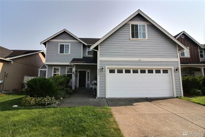Spanaway Single Family Home For Sale: 4520 201st St E