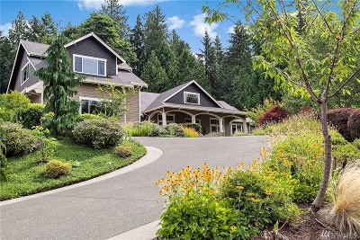 Issaquah Single Family Home For Sale: 24270 SE 147th Place