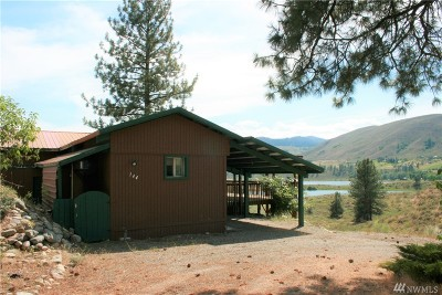 Winthrop WA Single Family Home For Sale: $175,000