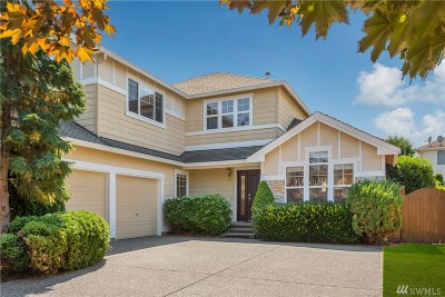 Bothell Single Family Home For Sale: 3306 175th St SE