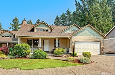 Spanaway Condo/Townhouse For Sale: 16721 14th Av Ct S