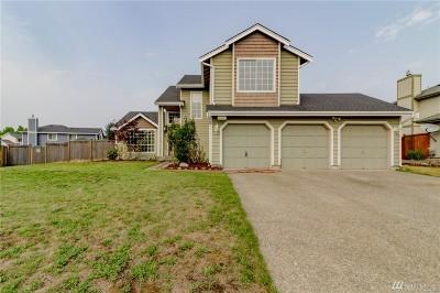 Spanaway Single Family Home For Sale: 21308 44th Av Ct E