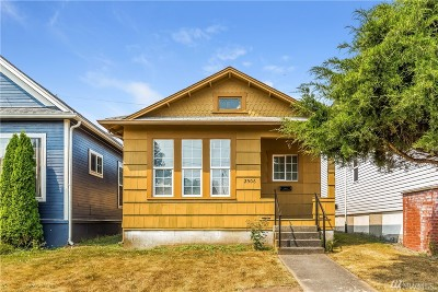 Everett Multi Family Home For Sale: 2506 Lombard Ave