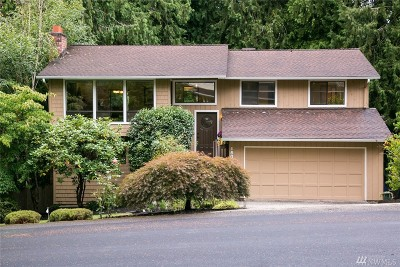 Woodinville Single Family Home For Sale: 16017 198th Ave NE