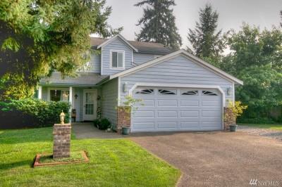 Graham Single Family Home For Sale: 5406 245th St E