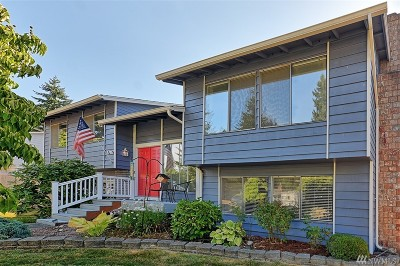 Bothell Single Family Home For Sale: 17417 Brook Blvd