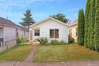 Sedro Woolley Single Family Home For Sale: 714 Reed St
