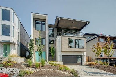 Kirkland Single Family Home For Sale: 8724 112th Ave NE