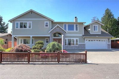 Seattle Single Family Home For Sale: 6449 S 120th St