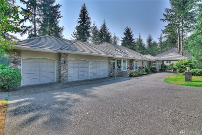 Gig Harbor Single Family Home For Sale: 13311 Foxglove Dr NW