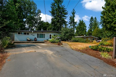 Federal Way Single Family Home For Sale: 30431 2nd Ave S