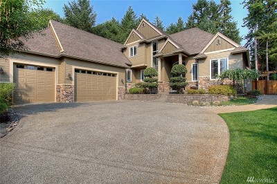 Gig Harbor Single Family Home For Sale: 5006 Bridlepath Dr NW
