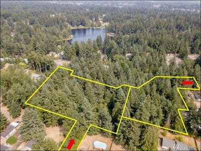 Bonney Lake Residential Lots & Land For Sale: 17950 77th St E
