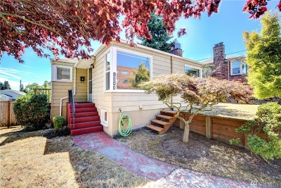 Seattle Single Family Home For Sale: 1343 N 79th St