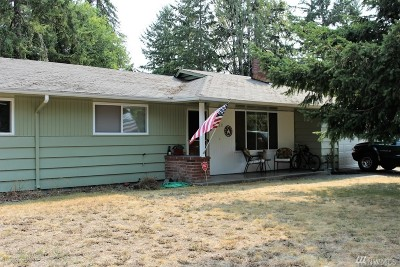 Lakewood Single Family Home For Sale: 9918 115th St SW