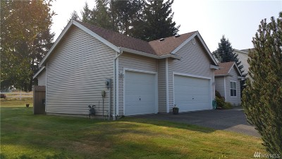 Spanaway Single Family Home For Sale: 21317 47th Ave E