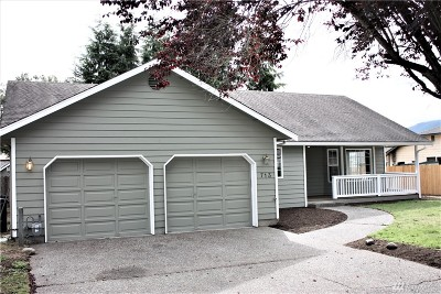 Sedro Woolley Single Family Home For Sale: 713 N Reed St