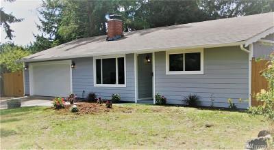 Olympia Single Family Home For Sale: 1211 Wynoochee Place NE