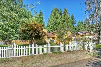 Thurston County Single Family Home For Sale: 5011 Demarie Ct SE