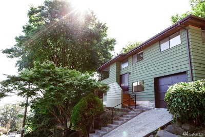 Seattle Single Family Home For Sale: 3701 E Jefferson St