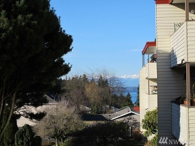Edmonds Condo/Townhouse For Sale: 8516 196th St SW #205