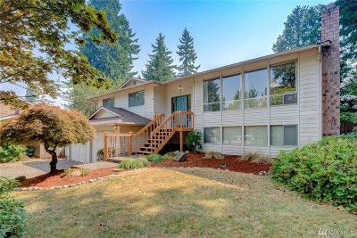 Bothell Single Family Home For Sale: 2330 167th Place SE