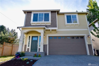 Everett Single Family Home For Sale: 13632 9th Place W