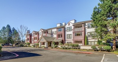 Issaquah Condo/Townhouse For Sale: 3935 226th Place SE #203
