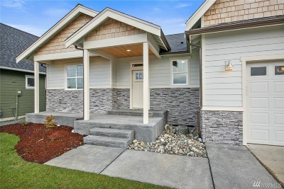 Ferndale Single Family Home Contingent: 5942 Monument Dr