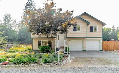 Gold Bar Single Family Home For Sale: 606 May Creek Rd