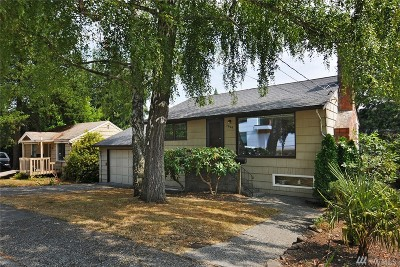 Seattle Single Family Home For Sale: 7006 37th Ave NE