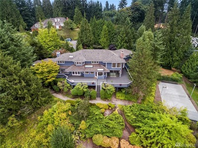 Woodinville Single Family Home For Sale: 15633 NE 173rd St