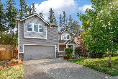 Puyallup Single Family Home For Sale: 13922 176th St E