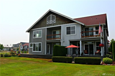 Lynden Condo/Townhouse For Sale: 8862 Depot Rd #A