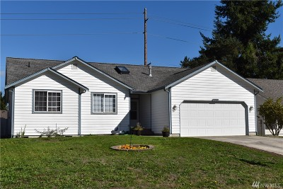 Lacey Single Family Home For Sale: 5906 59th Lp SE