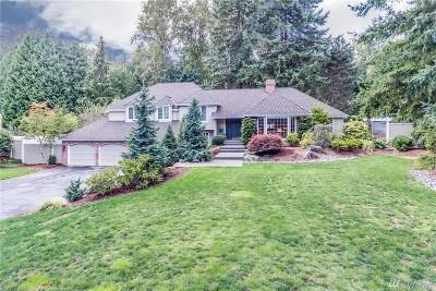 Redmond Single Family Home For Sale: 14339 172nd Ave NE