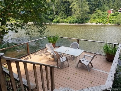 Gold Bar Single Family Home For Sale: 51917 S Riverside Loop Rd
