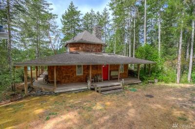 Single Family Home For Sale: 3651 E Harstine Island Rd N