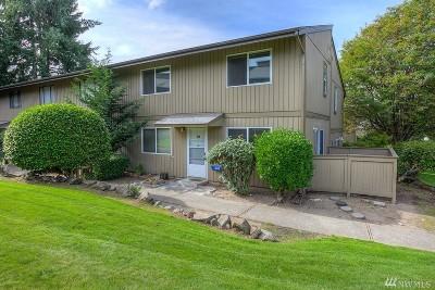 Tacoma WA Condo/Townhouse For Sale: $170,000
